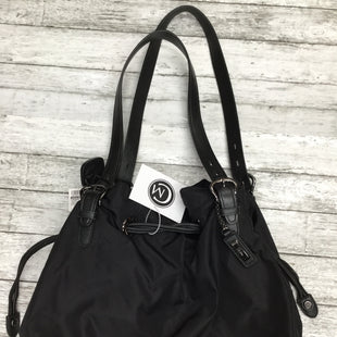 Primary Photo - BRAND: COLE-HAAN STYLE: HANDBAG DESIGNER COLOR: BLACK SIZE: MEDIUM SKU: 126-3814-26200