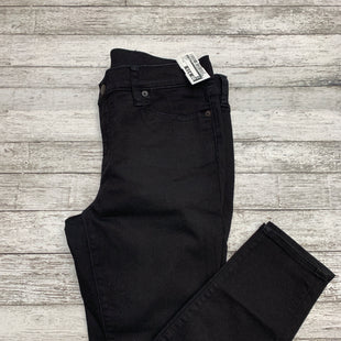 Primary Photo - BRAND: J CREW O STYLE: PANTS COLOR: BLACK SIZE: 10 SKU: 126-3003-11417