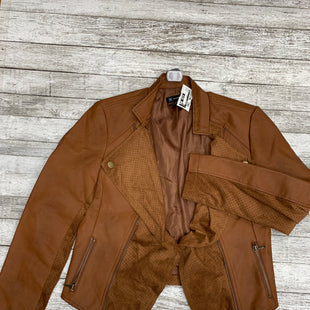Primary Photo - BRAND: INC STYLE: JACKET OUTDOOR COLOR: BROWN SIZE: M SKU: 126-4845-379