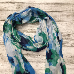 Primary Photo - BRAND: COLDWATER CREEK STYLE: SCARF COLOR: BLUE GREEN SKU: 126-3003-5132