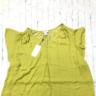 Primary Photo - BRAND: CAROLINA BELLE STYLE: TOP SHORT SLEEVE COLOR: CHARTREUSE SIZE: 3X SKU: 126-1881-68198