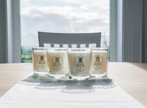 We have launched new Luxury Scented Candles - Available Now.
