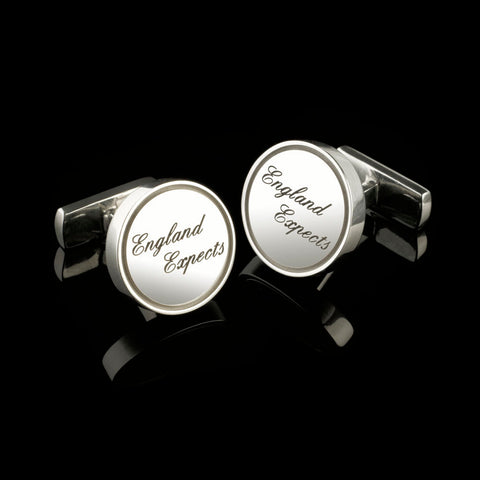 England Expects Cufflinks