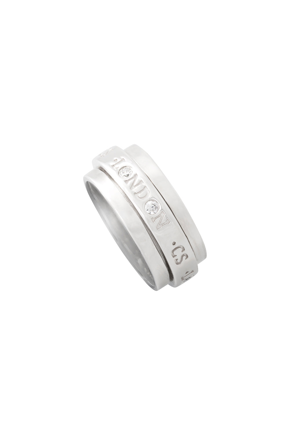 The Spinner Ring (small size only)