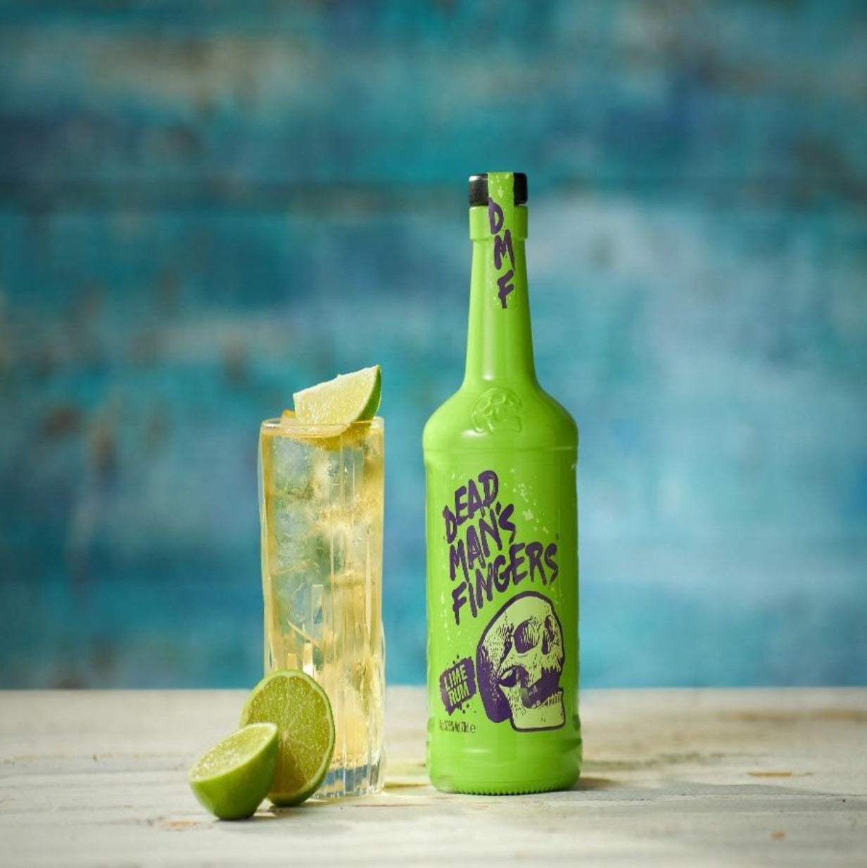 Dead Man's Fingers Lime Rum