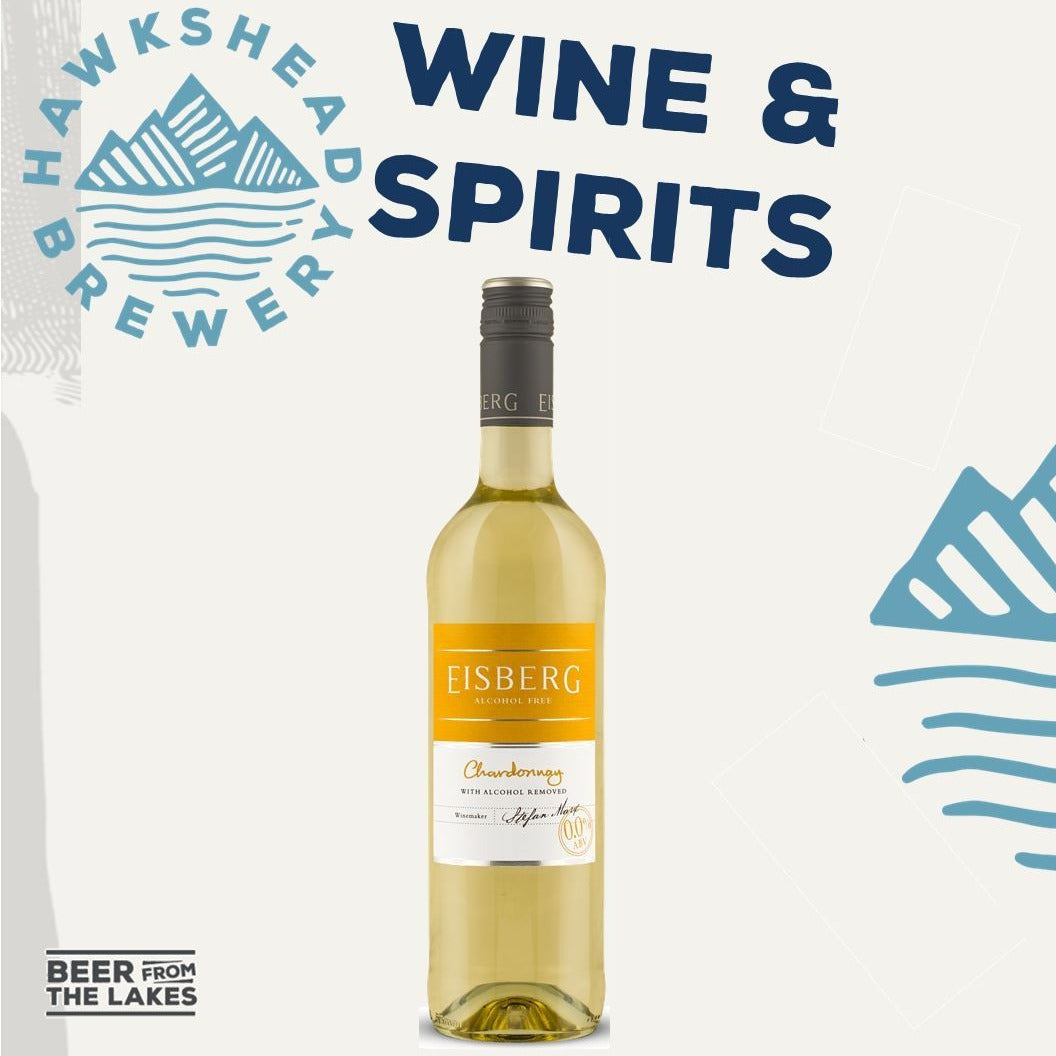 Eisberg Alcohol Free Wine - Chardonnay - 2 bottles for £6