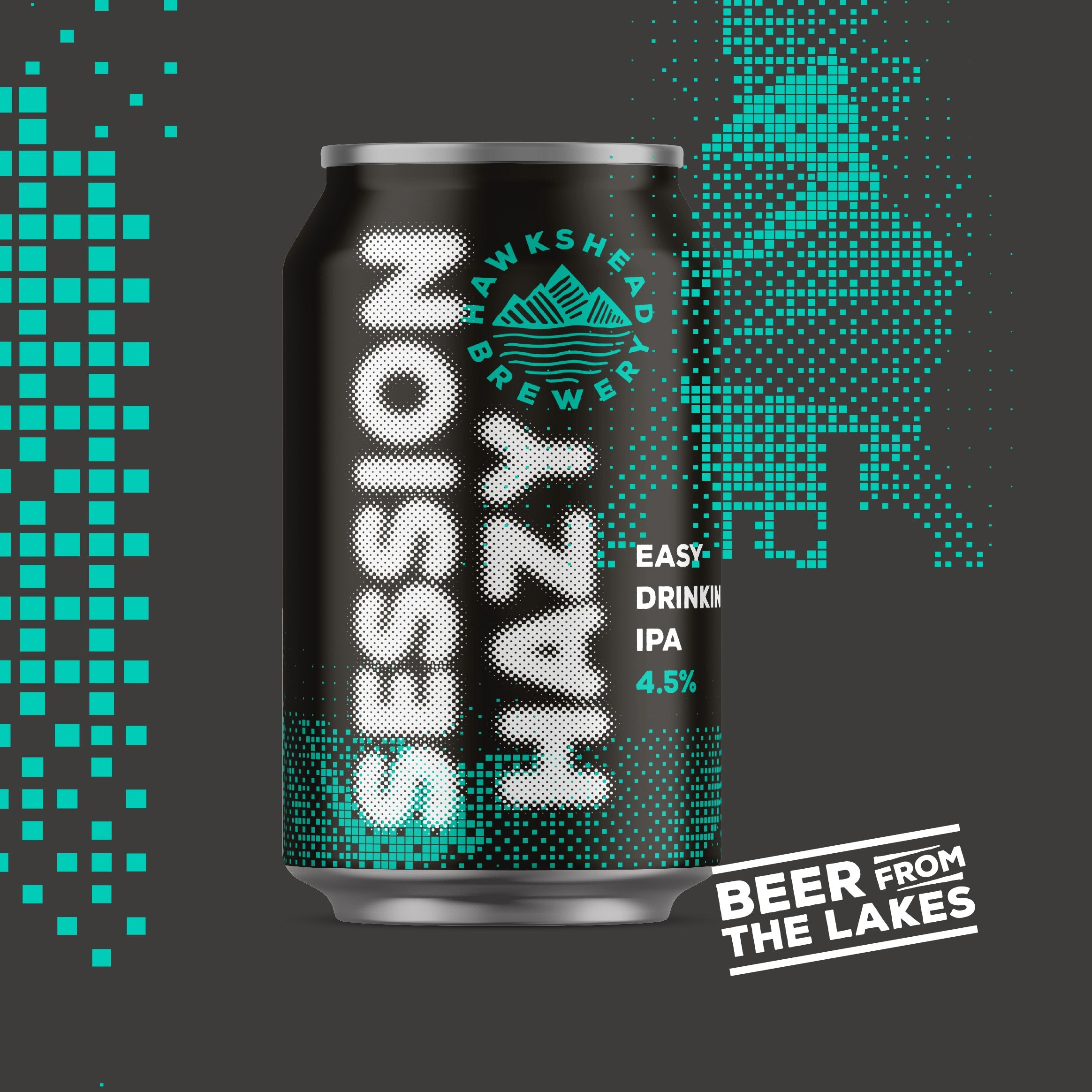 Hawkshead Session Hazy IPA 12 Can Case - HawksheadBrewery