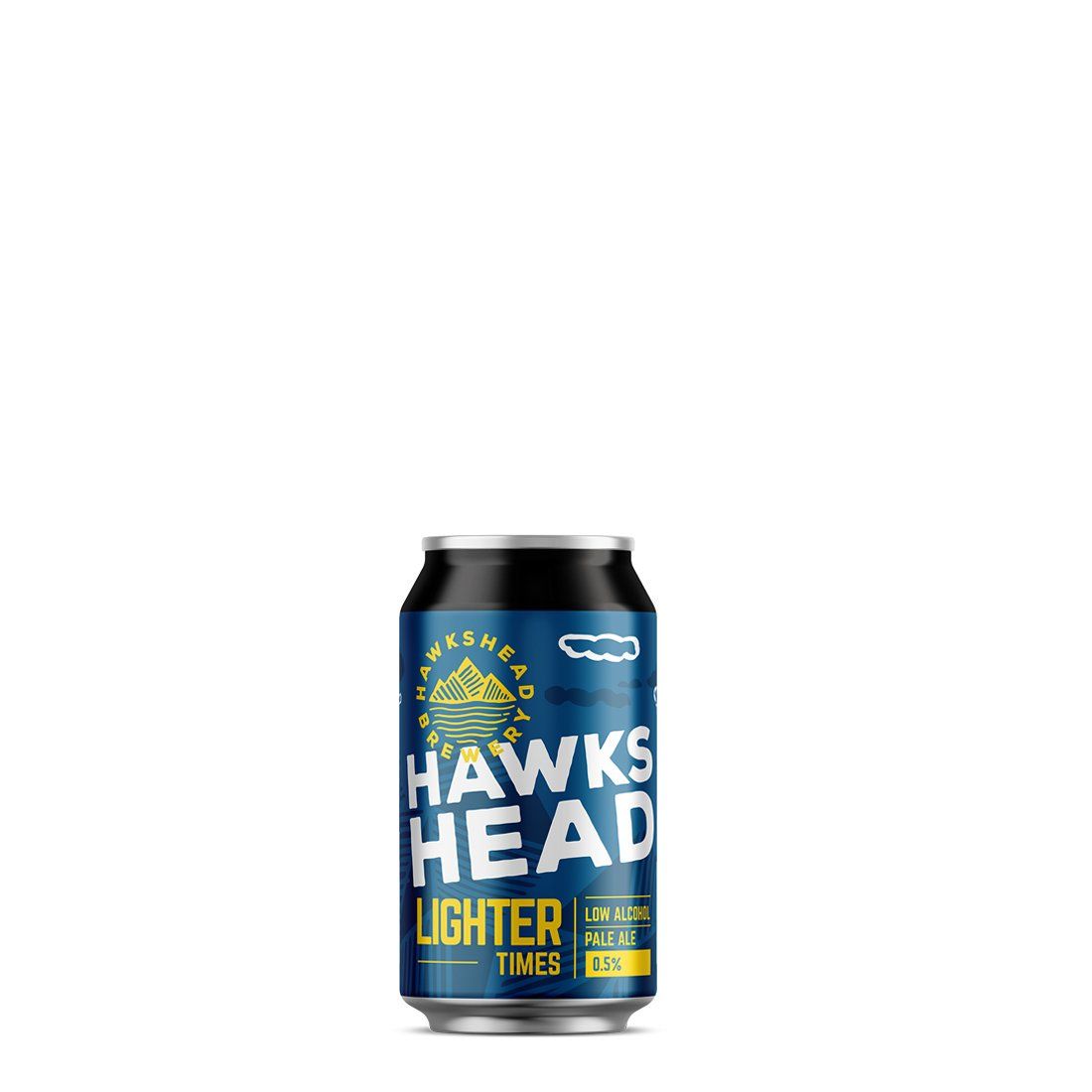 Hawkshead Lighter Times Low Alcohol 0.5% Pale Ale 12 Can Case - HawksheadBrewery