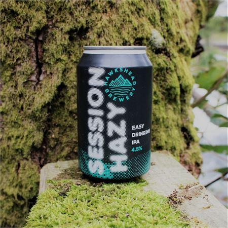 Hawkshead Session Hazy 12 Can Case - HawksheadBrewery