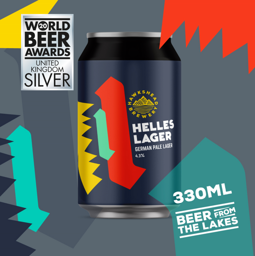 Helles 330ml can