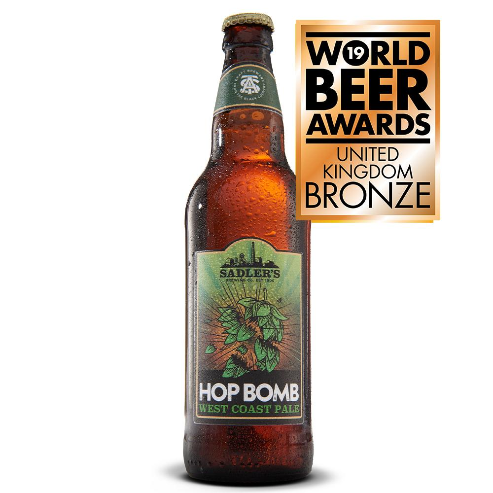 Sadler's Hop Bomb 12 Bottle Case