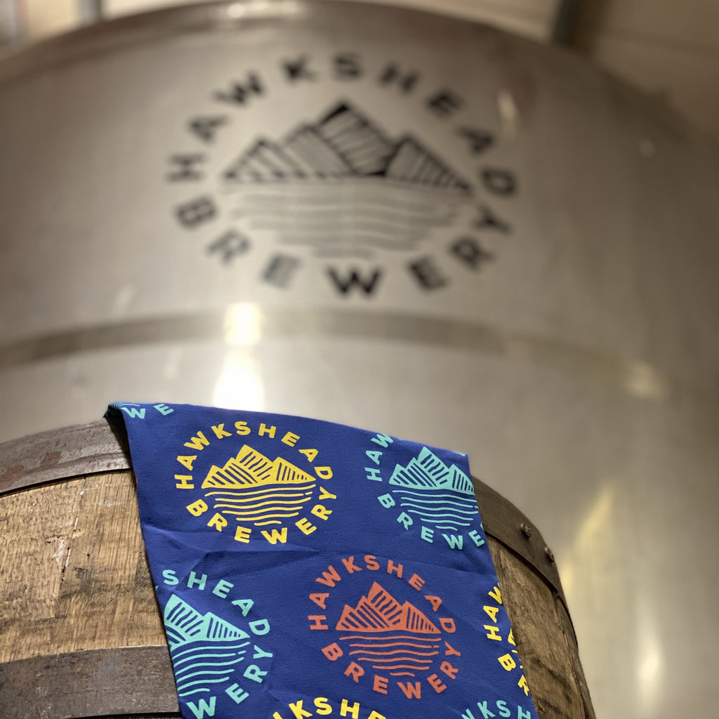Hawkshead Brewery - Helles Design Snood / Face Covering