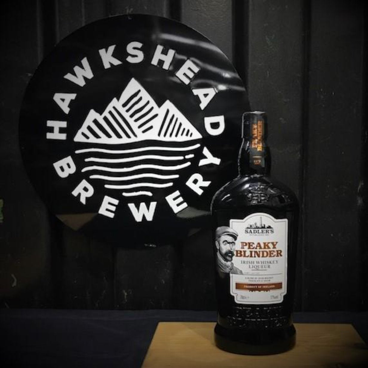 Peaky Blinder Irish Whiskey Liqueur