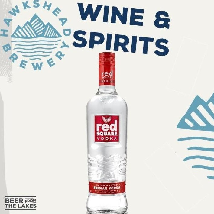 Russian Red Square Vodka *Special Offer*