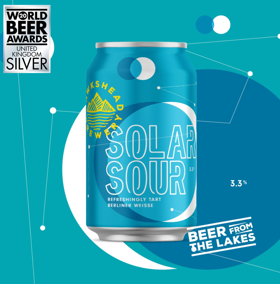 Hawkshead Solar Sour 12 Can Case