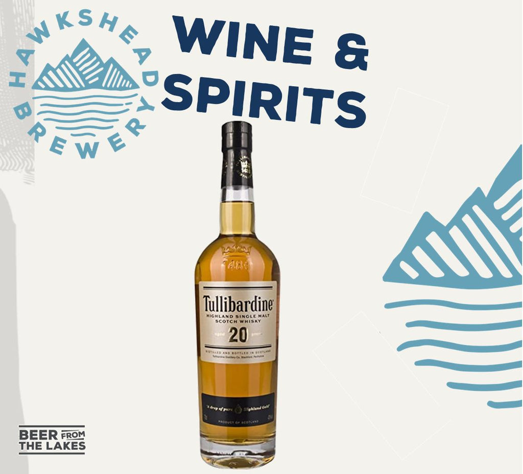 Tullibardine 20yr old Highland Malt Whisky