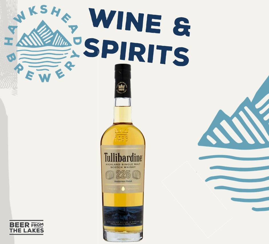 20% Off Tullibardine Sauternes Finish Highland Single Malt Scotch Whisky