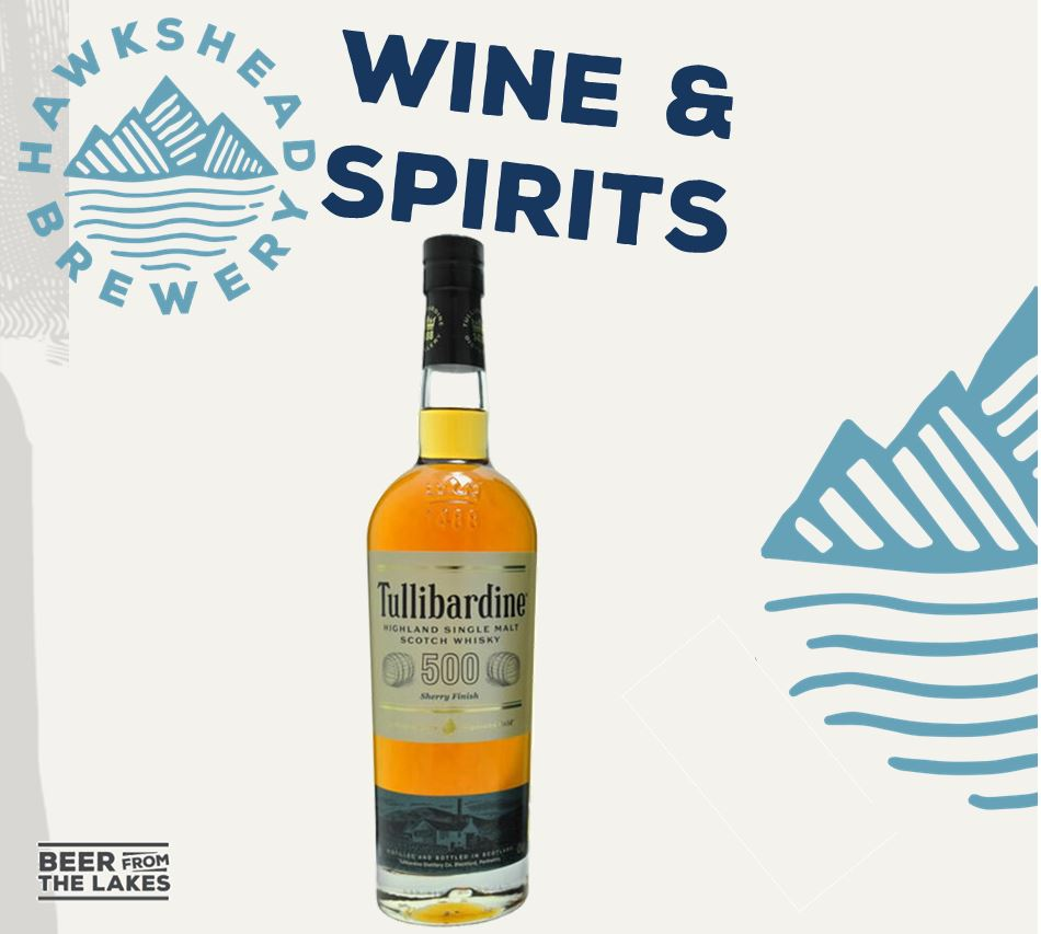 Tullibardine Sherry Finish Highland Single Malt Scotch Whisky
