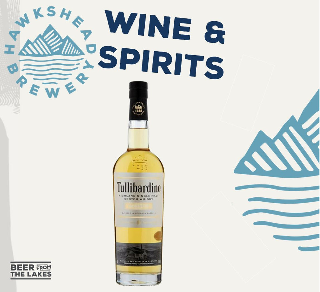 20% Off Tullibardine Sovereign Malt Whisky