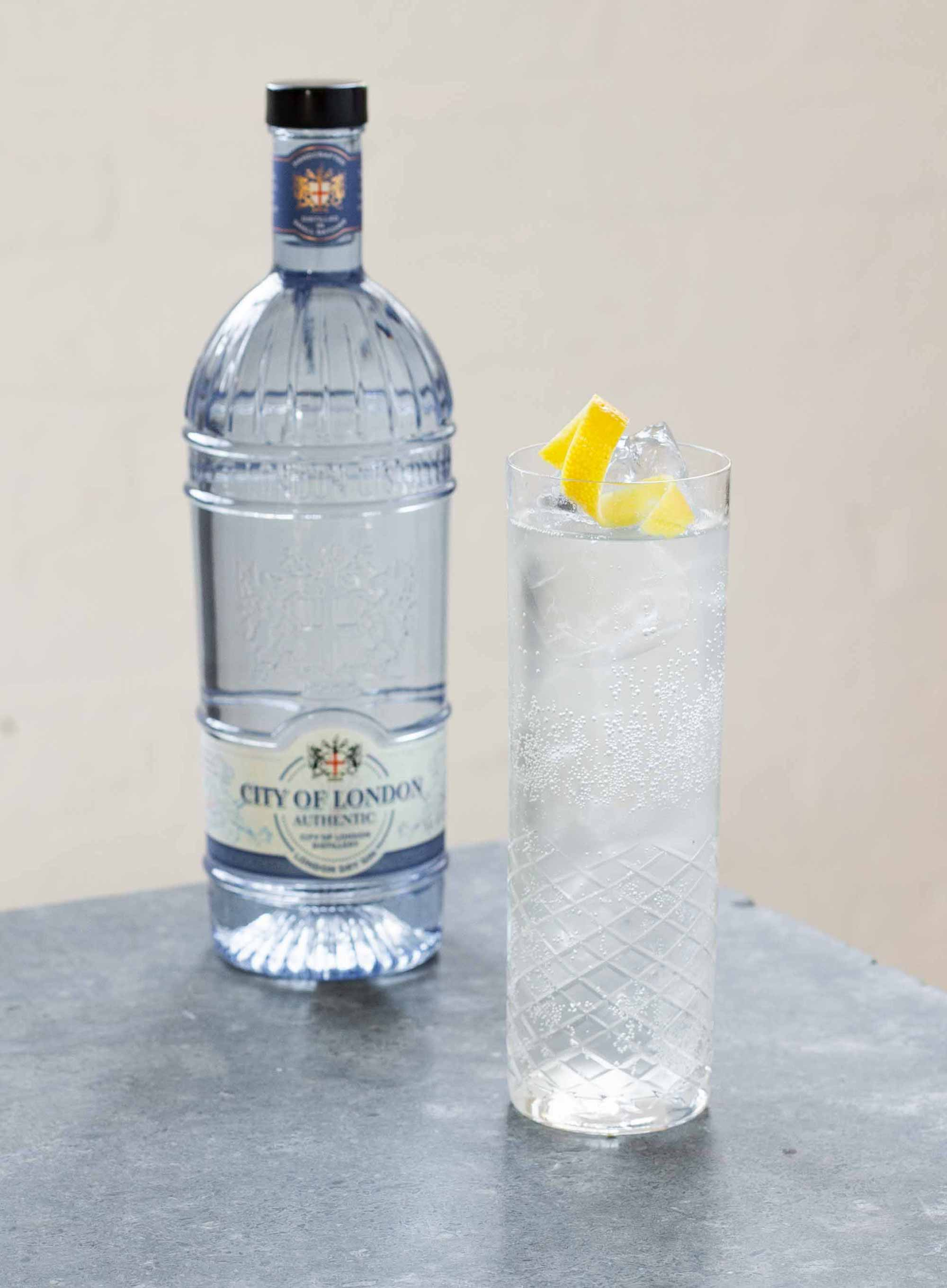 City of London Distillery Gin bundle