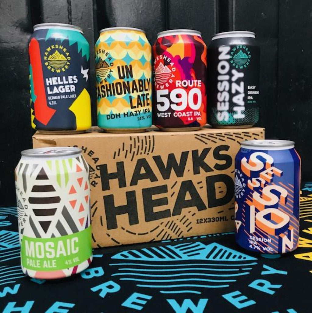 Hawkshead Brewery - Mixed Taster Cans