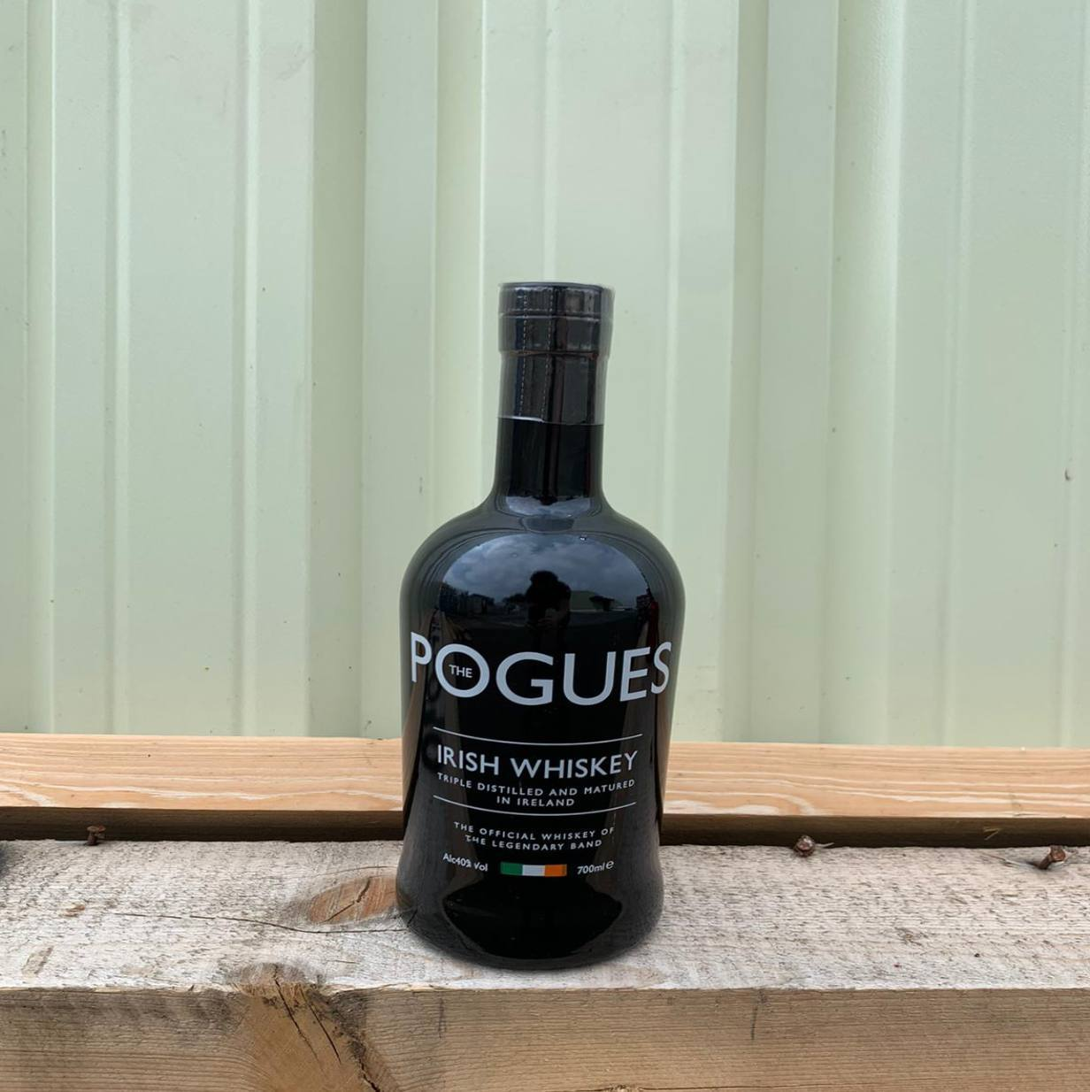 The Pogues Irish Whiskey - HawksheadBrewery