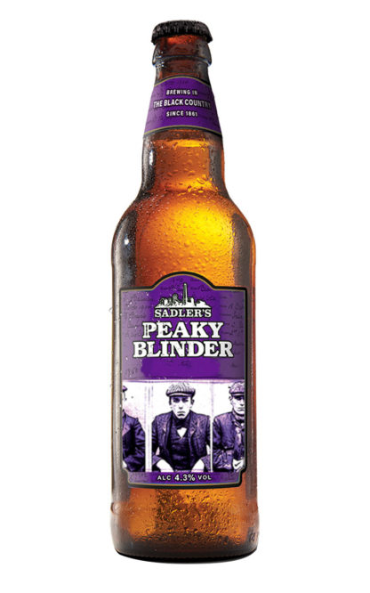 Sadler's Peaky Blinder Pale Lager 12 Bottle Case
