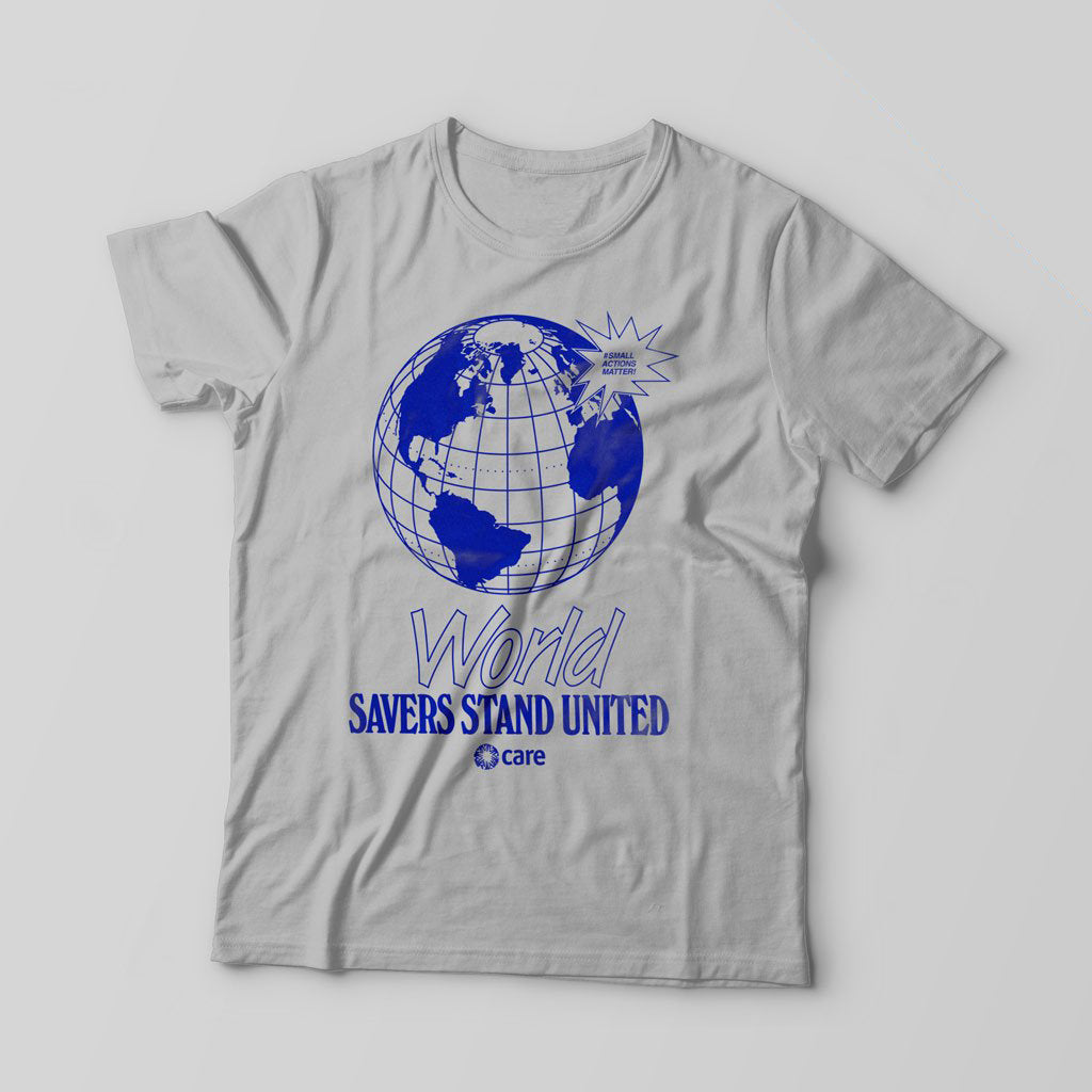 World Savers Stand United / T-shirt