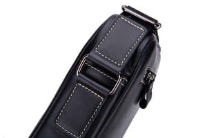 BULLCAPTAIN LEATHER SHOULDER BAG MESSAGER BAG - 228