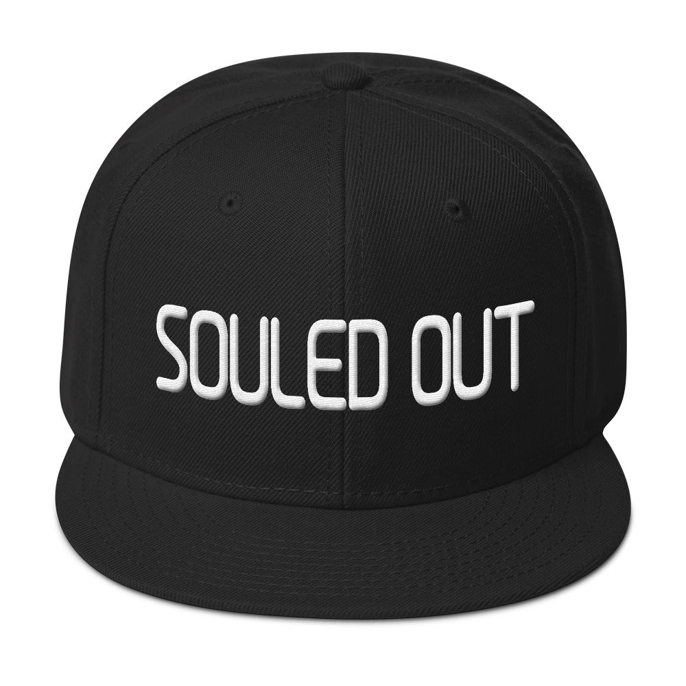 Souled Out Snapback Hat