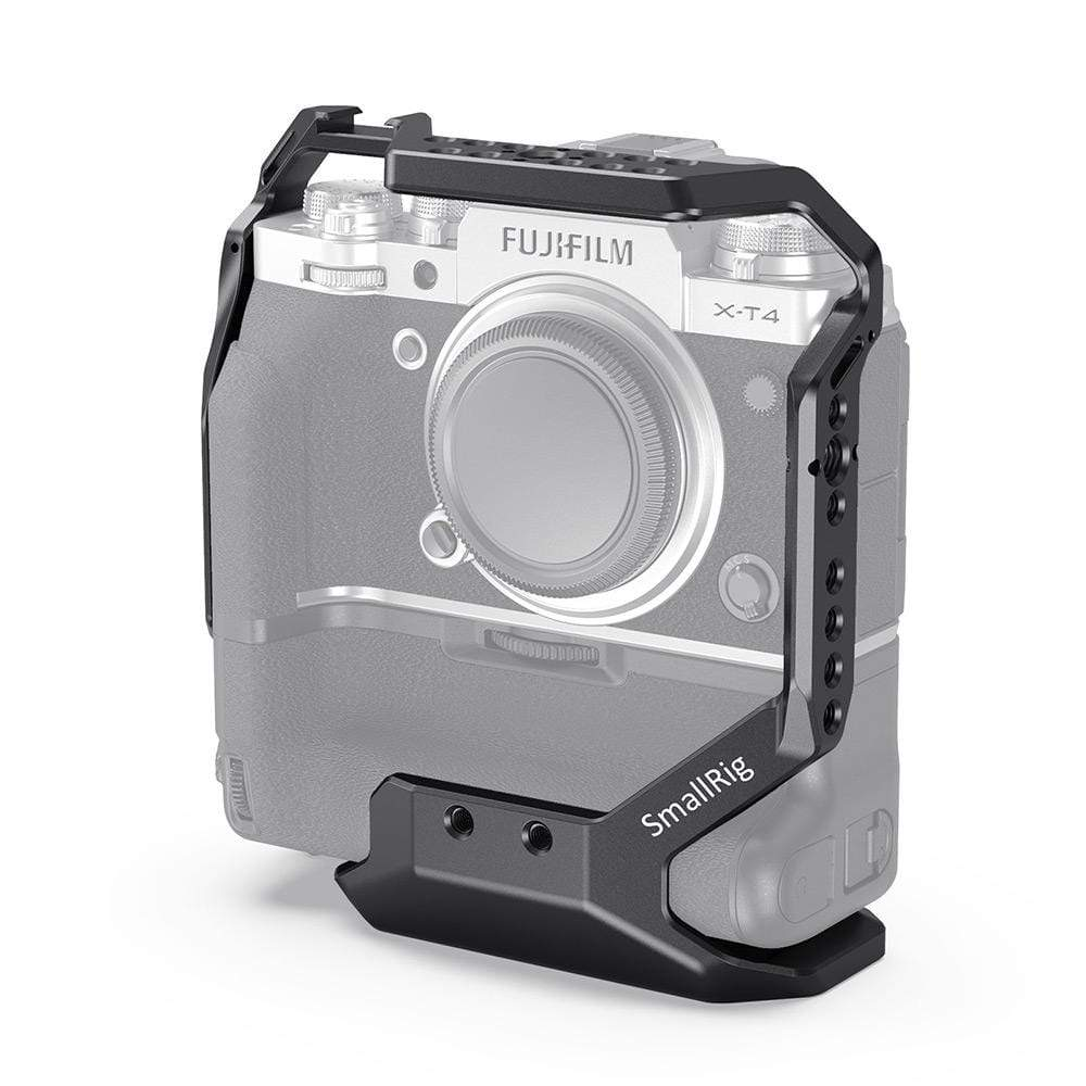 SmallRig Cage for FUJIFILM X-T4 with VG-XT4 Vertical Battery Grip 2810