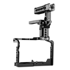 SmallRig Cage with Helmet Kit for Panasonic Lumix GH5/GH5S/DMW-XLR1 2052