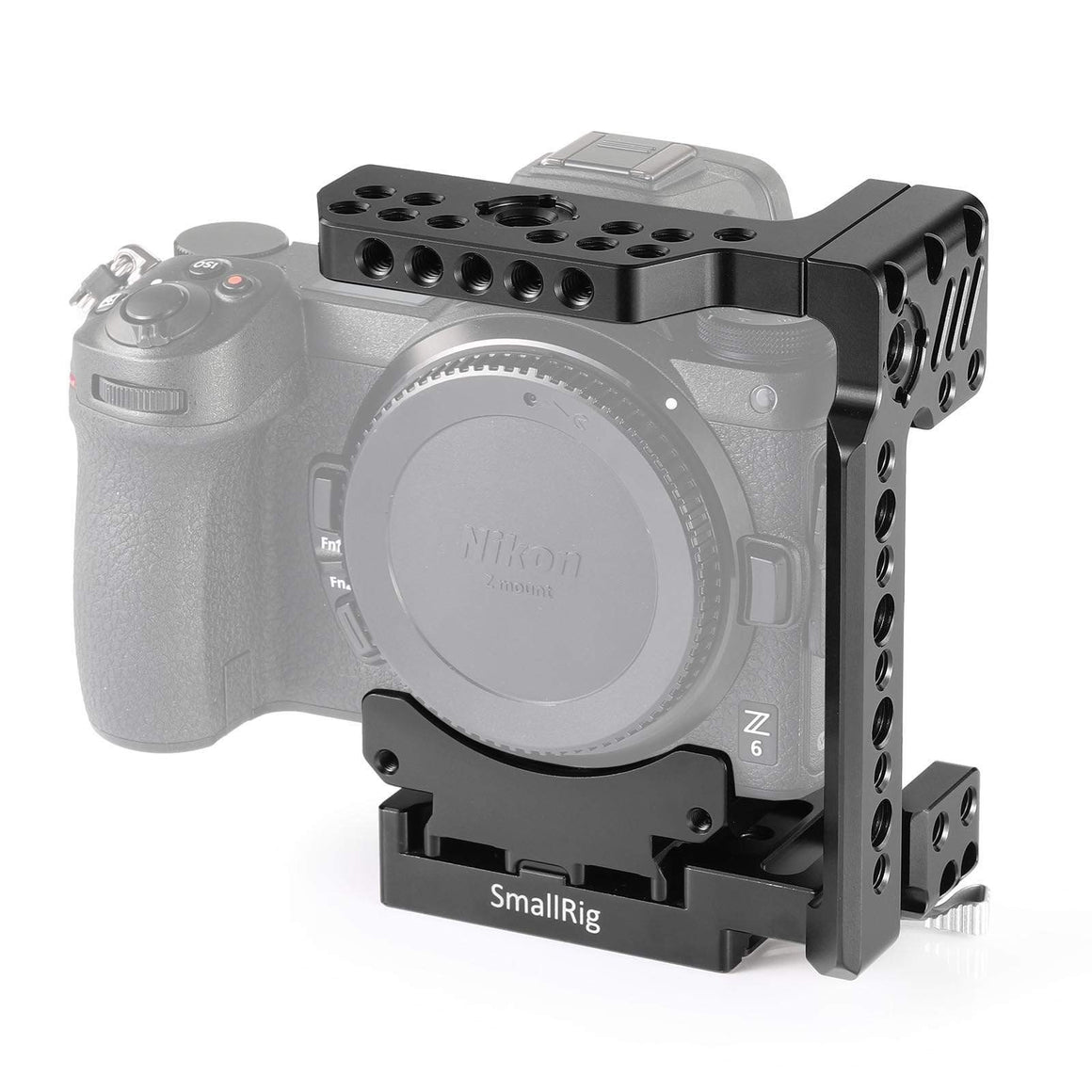 SmallRig Quick Release Half Cage for Nikon Z6 and Nikon Z7 2262