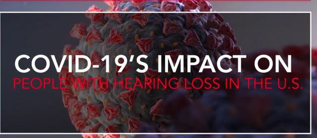 COVID-19's Impact on People with Hearing Loss in the U.S.