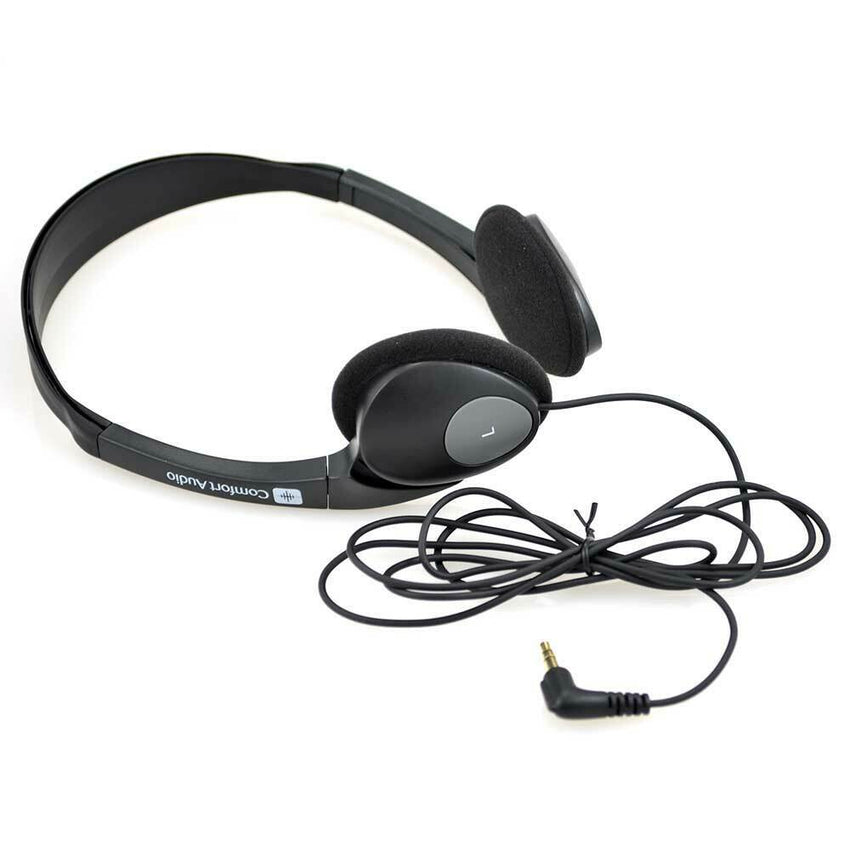 Comfort Audio Duett w/Headphones & Earbud with Telephone-Kit