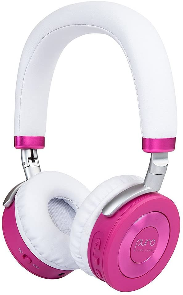 JuniorJams Volume Limiting Headphones for Kids Ages 3+ to Protect Hearing