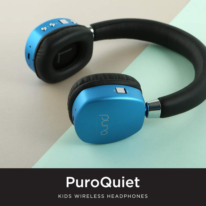 PuroQuiet On-Ear Active Noise Cancelling Headphones PQ001