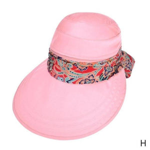 New Style Sunshade Hat Big Anti-UV