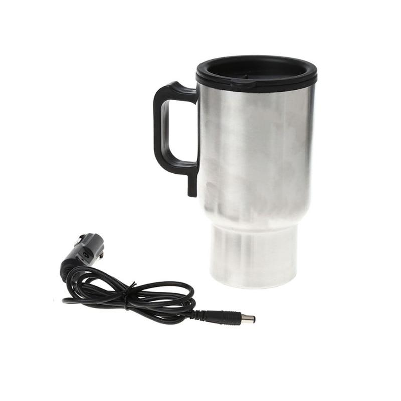 12V Car Heating Cup Stainless kettle