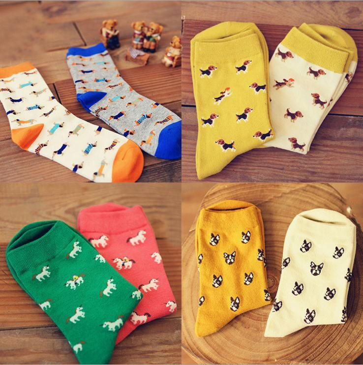 Caramella animal socks