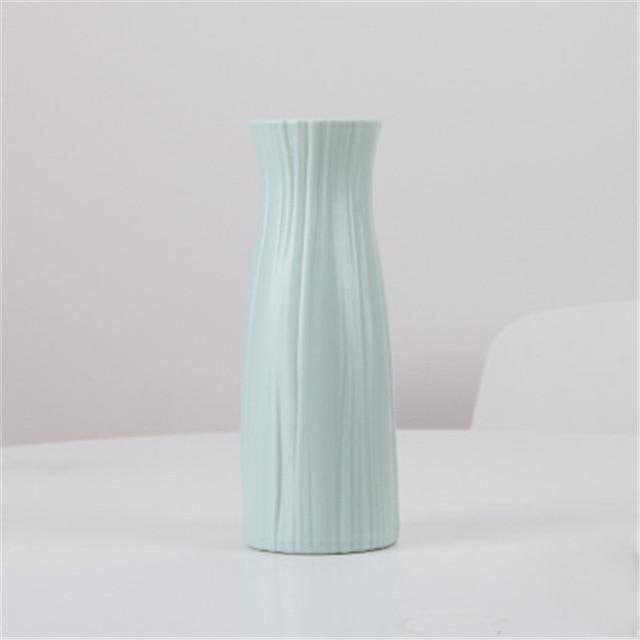 Flower Vase Imitation Ceramic