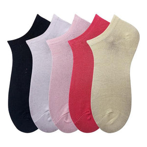 Fashion Colorful Bamboo Socks