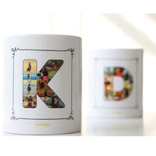 Load image into Gallery viewer, Custom Letter Mug