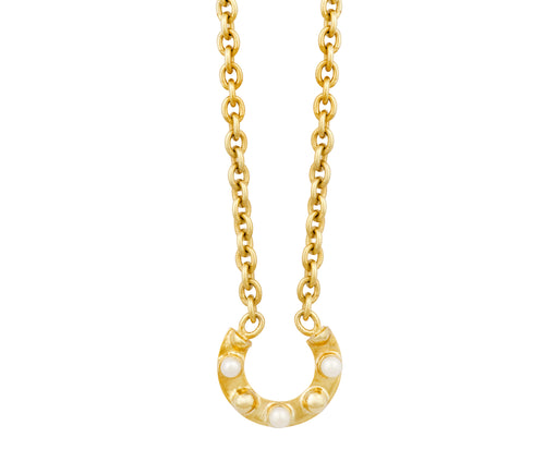 Cyto Pendant - Gold Polished