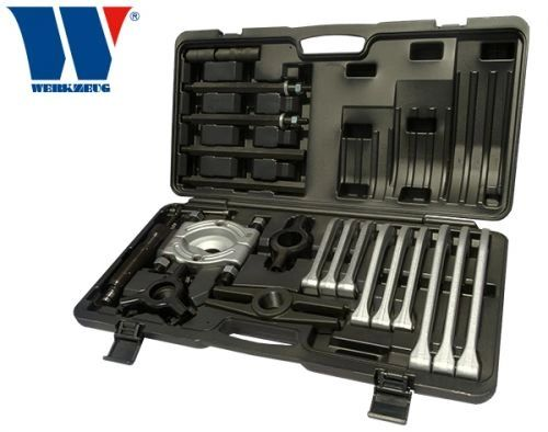 10 Ton Hydraulic Puller Set - M-Tool Workshop Supplies