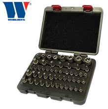 Load image into Gallery viewer, Master Impact - T-Star Torx, E, Plus & Tamperproof Set 52 Pcs Pro - 1165 - M-Tool Workshop Supplies