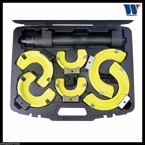7 PIECE HEAVY DUTY COIL SPRING COMPRESSOR - M-Tool Workshop Supplies