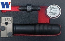 "Load image into Gallery viewer, HAND HELD BRAKE PIPE FLARING TOOL 3/16"" S.A.E - M-Tool Workshop Supplies"