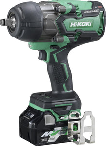 "HIKOKI 36V MULTI VOLT BRUSHLESS 1/2"" IMPACT WRENCH (SUPPLIED WITH 2 X 5AH MULTI VOLT LI-ION BATTERIES & CHARGER)"