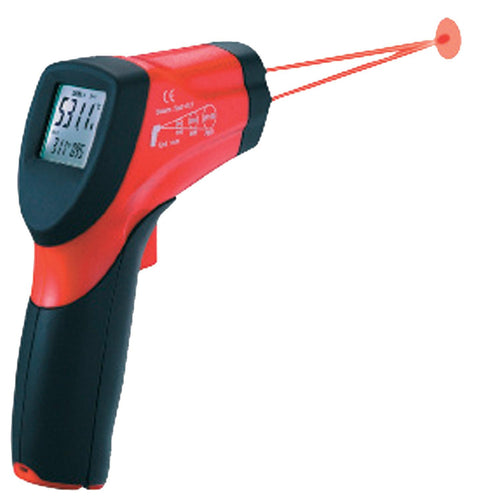 POWERHAND DUAL LASER INFRARED THERMOMETER